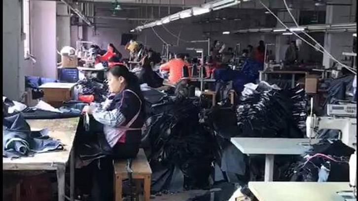 Factory floor environment