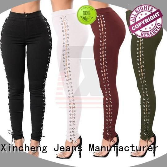 Xincheng Jeans comfortable skinny jeans for women series for girl