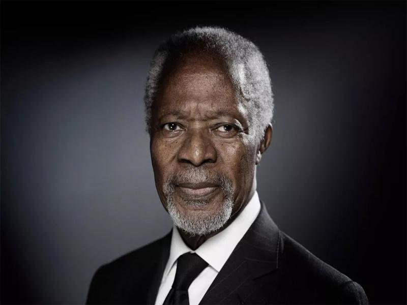 Relationship between Kofi Annan and China
