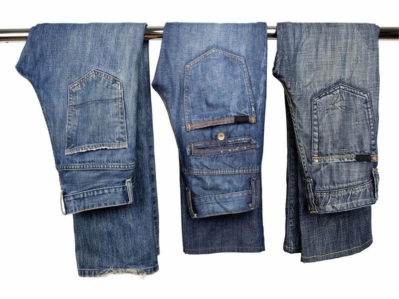 The development of jeans industry in China