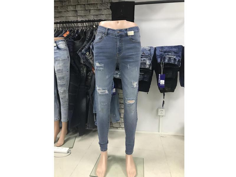 New man's tight pants