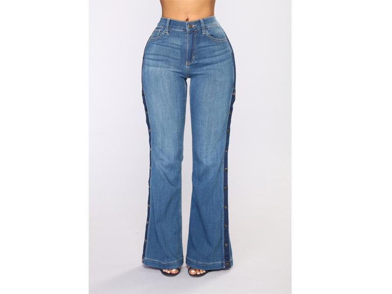 Straight Leg Jean Matching Skills