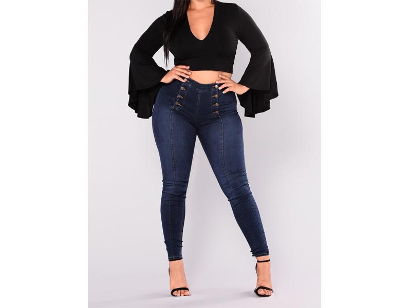 Lady's Tight Jean Match
