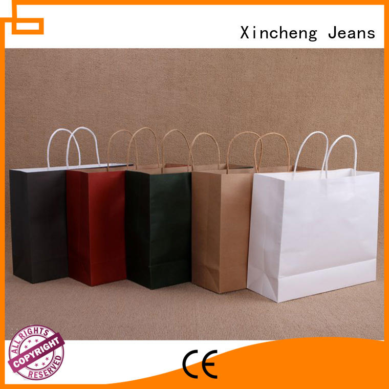 Xincheng Jeans flower supplier for shopping