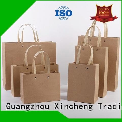custom Paper shopping bag color wholesale for store