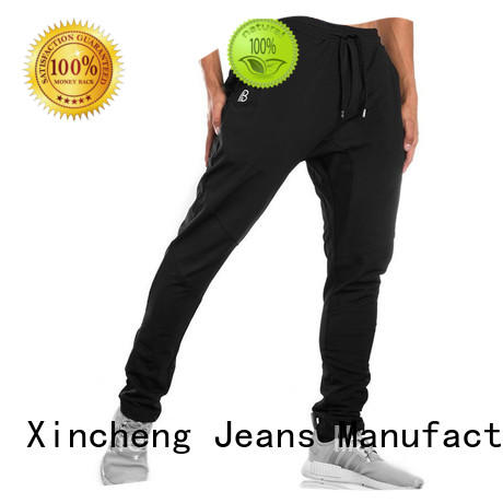 Xincheng Jeans high quality men's sports tops wholesale for man
