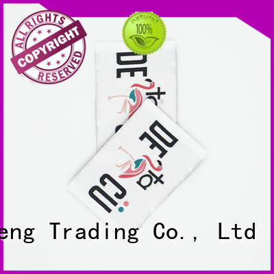 high quality custom clothing labels woven wholesale for clothing