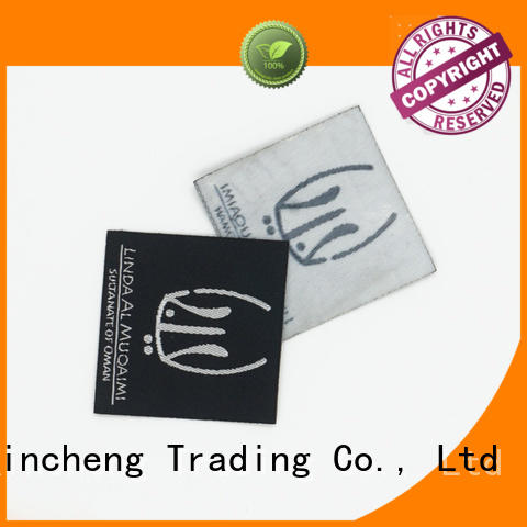 Xincheng Jeans high quality custom clothing labels series for garment