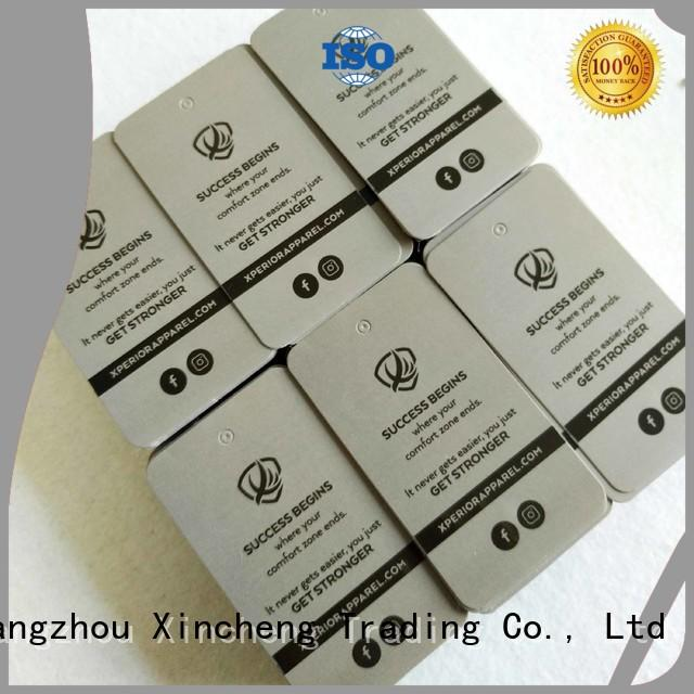online tag printer cardboard wholesale for bags